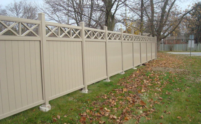 vinyl fence panels by alpa
