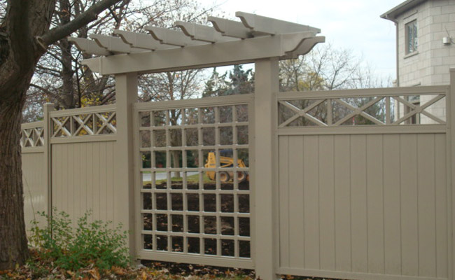 lowes alpa fencing