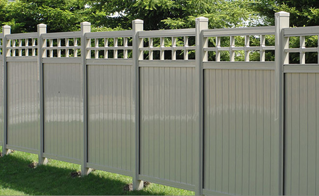 fencing for a backyard