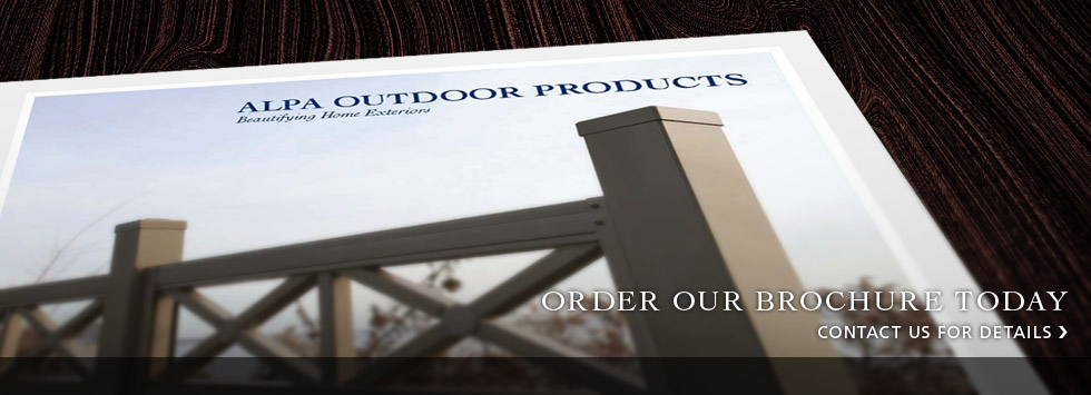 outdoor products brochure