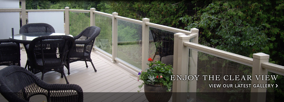 outdoor deck products